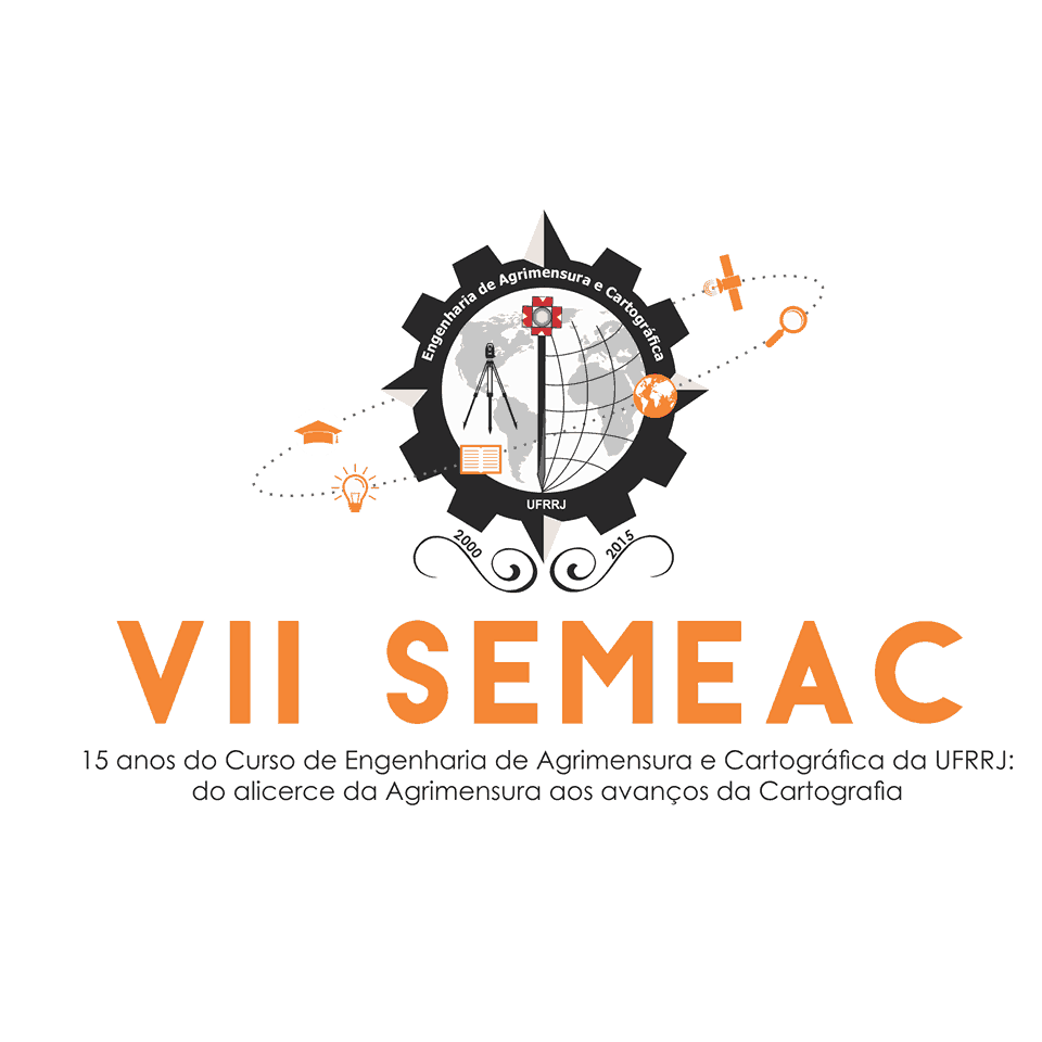 VII Semana Acadêmica de Engenharia de Agrimensura e Cartográfica – VII SEMEAC