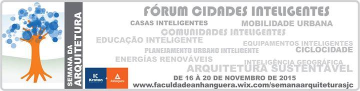 Semana de Arquitetura & Urbanismo da Anhanguera São José dos Campos