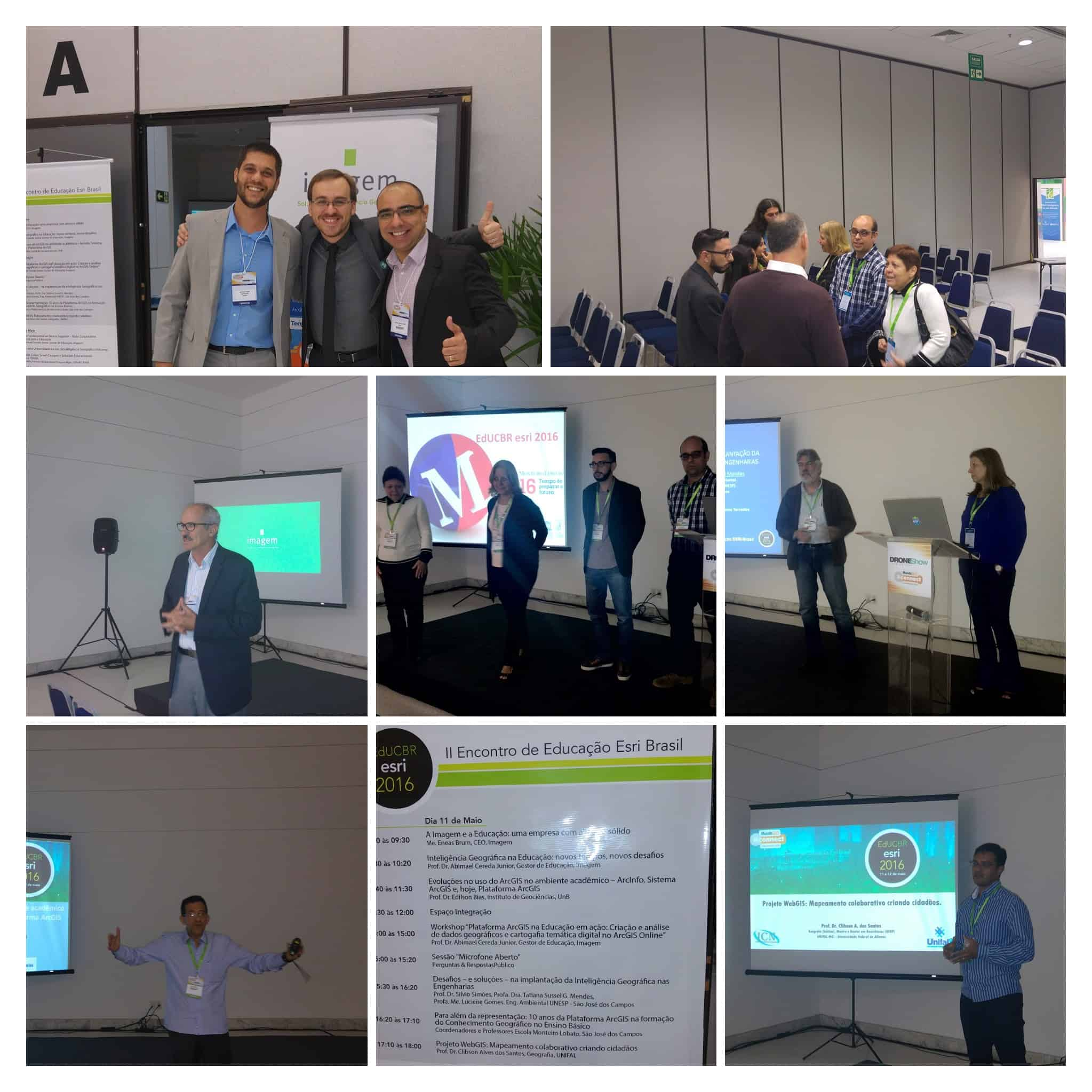 Dia 1 - II Encontro de Educação Esri Brasil - II EdUC BR