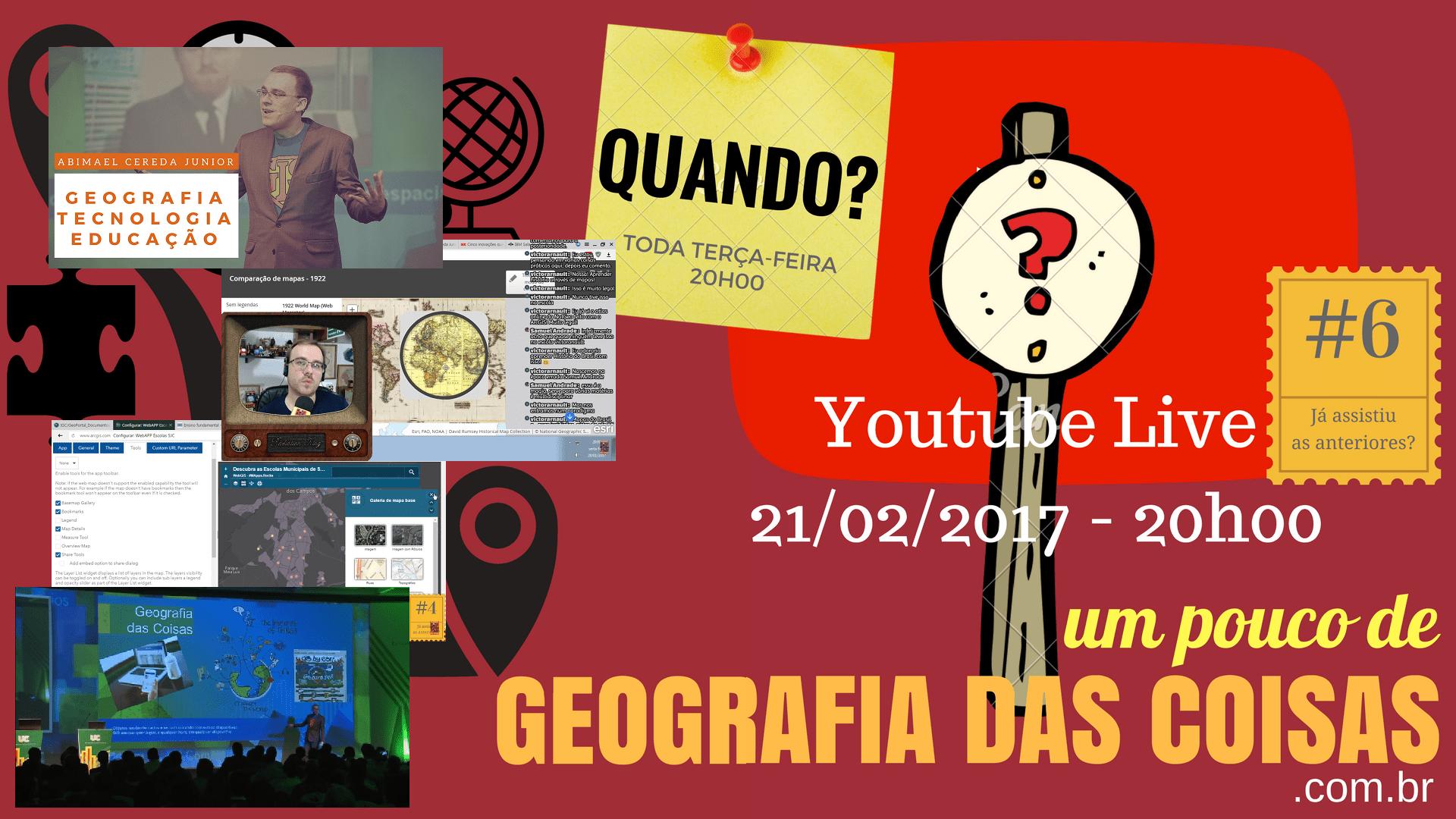 [Live #6]Perguntas & Respostas com participação de Especialistas