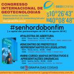 Congresso Internacional discutirá Geotecnologias