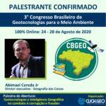 3º CBGEO | Geotecnologias e Inteligência Geográfica no combate à corrupção e fraudes