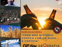 [GIS Day 2020]Toda boa história começa com um mapa… e cerveja!
