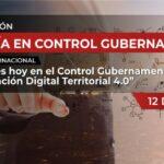 [Ponencia Maestría en Control Gubernamental]El futuro es hoy en el Control Gubernamental: la Transformación Digital Territorial 4.0